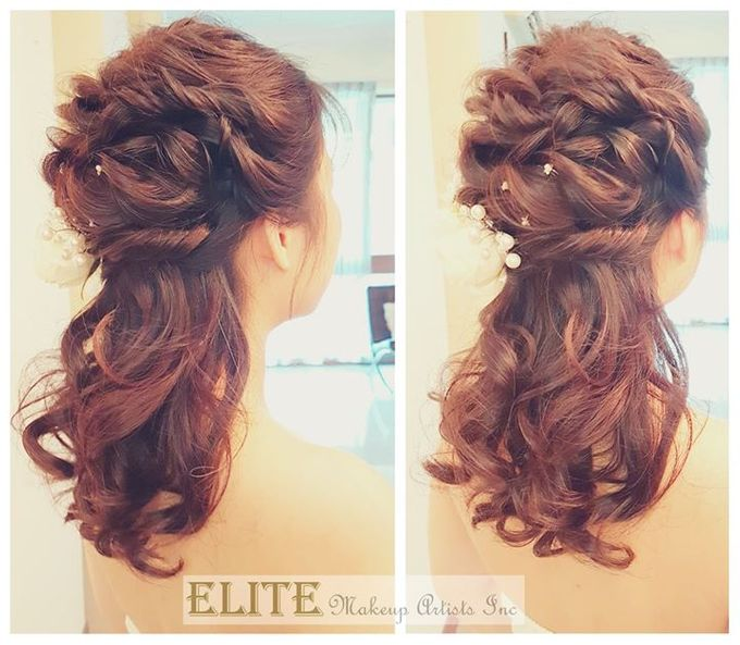 Bridal Hair By Elitemakeupartistsinc by elitemakeupartistsinc - 004