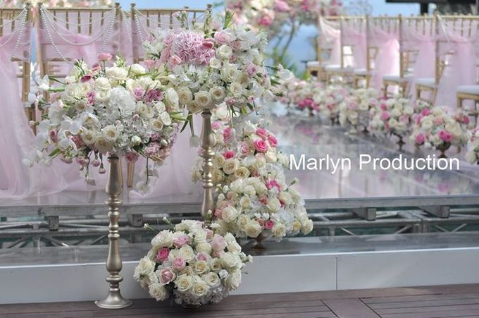 Love Is Pink For Bvlgari Wedding by Marlyn Production - 012