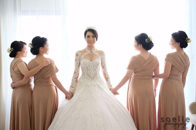 Wedding Joshua & Jessica by soelie photography - 006