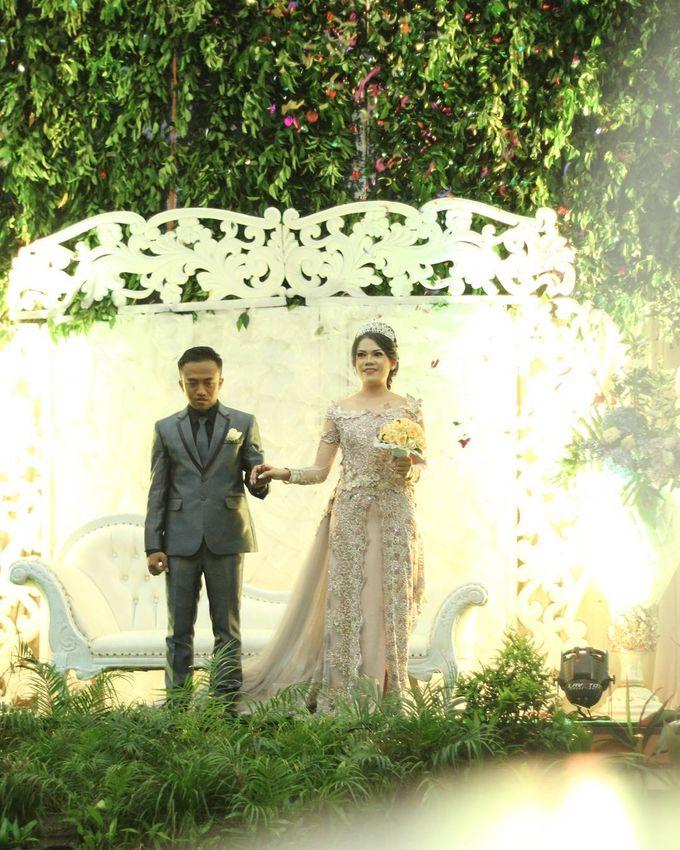 Wedding Reception Ira & Patrick by Gasim Wedding Organizer - 004