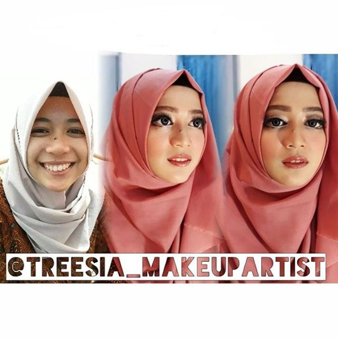 Portfolio by Treesia Makeup Artist - 017