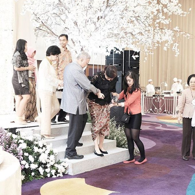 Indra & Angelina by PRIVATE WEDDING ORGANIZER - 003