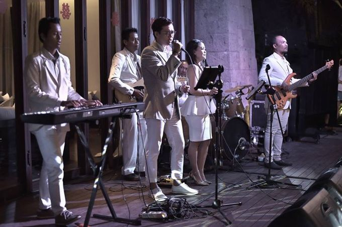 Bali Wedding Band - The Jazz Band by Marlyn Production - 005