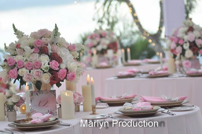 Bvlgari Wedding by Marlyn Production - 009