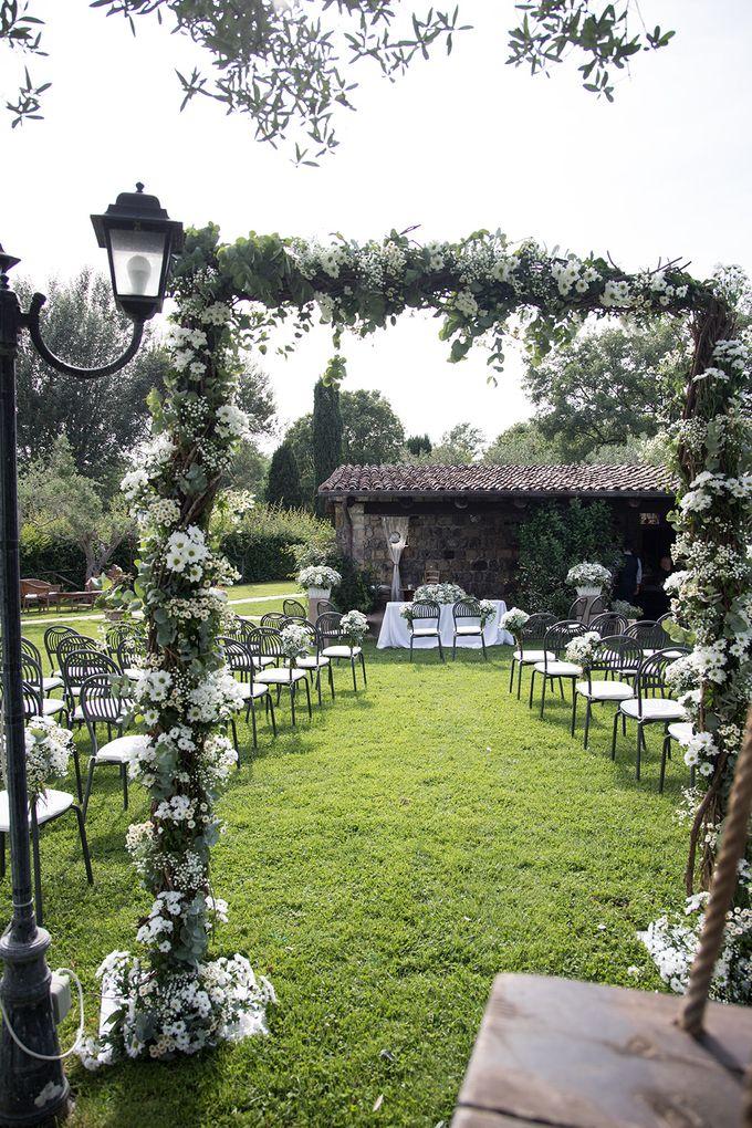 Wedding in Le Case Gialle Melizzano BN by Visual Wedding Art - 002