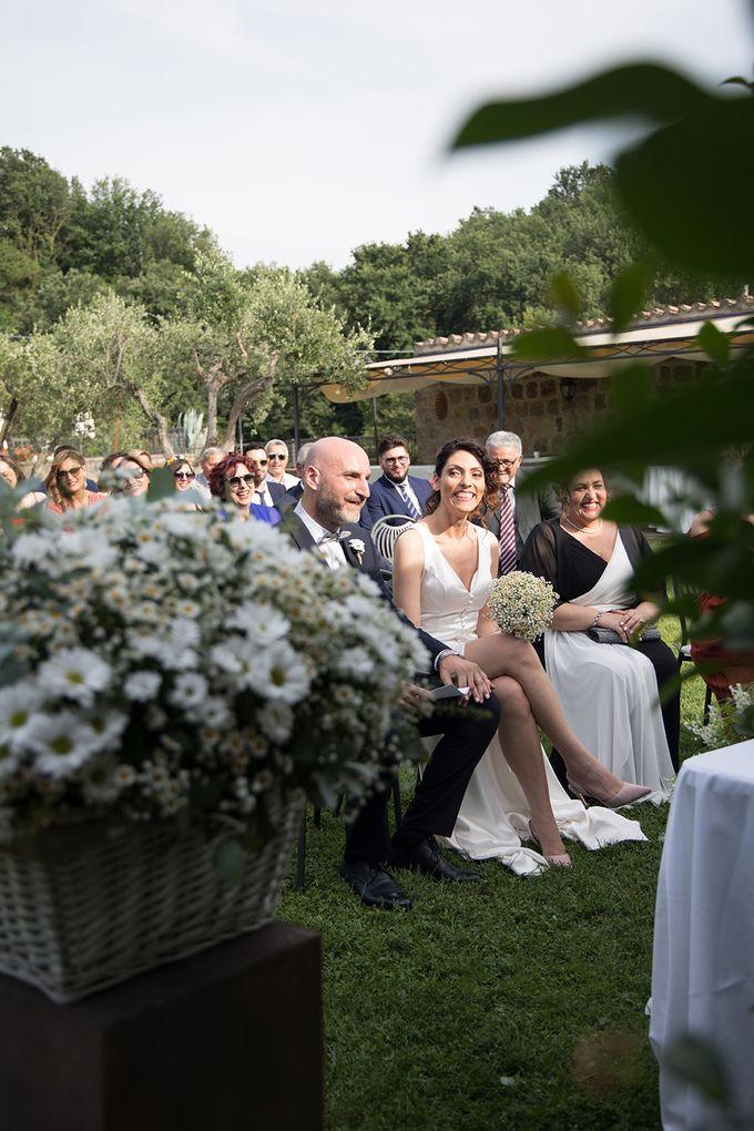 Wedding in Le Case Gialle Melizzano BN by Visual Wedding Art - 007