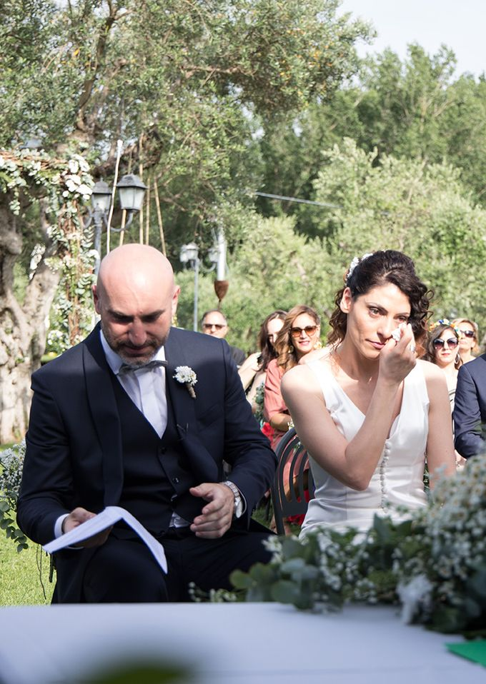 Wedding in Le Case Gialle Melizzano BN by Visual Wedding Art - 009