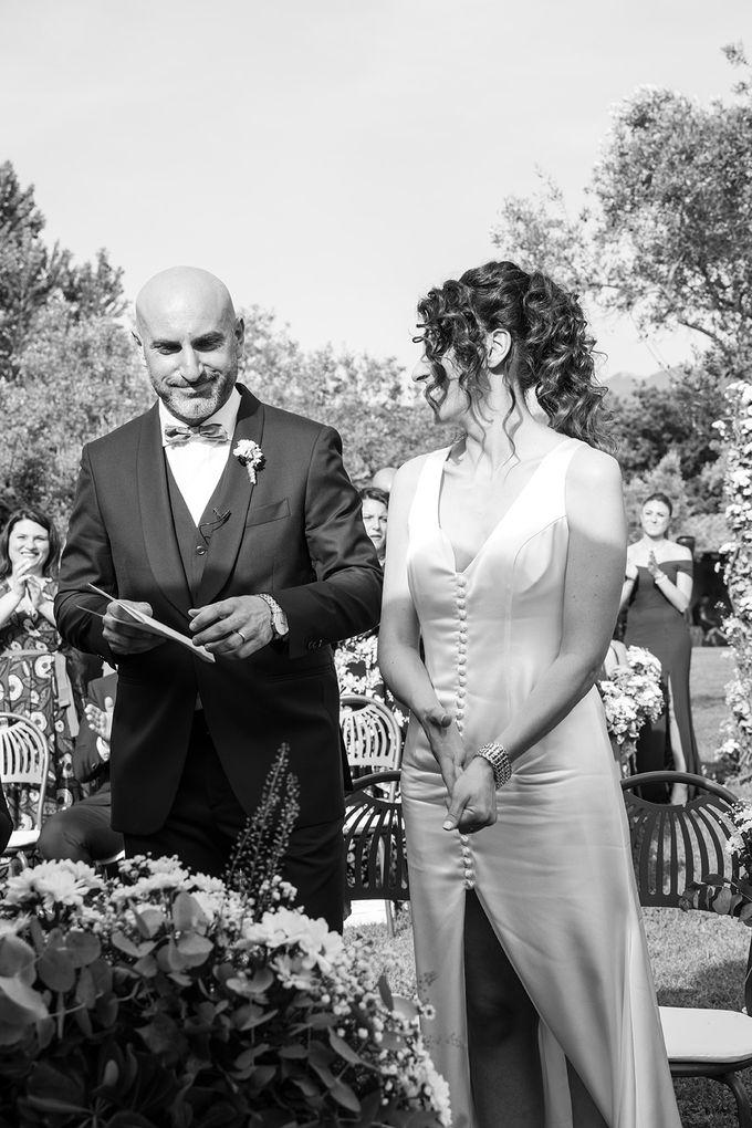 Wedding in Le Case Gialle Melizzano BN by Visual Wedding Art - 012