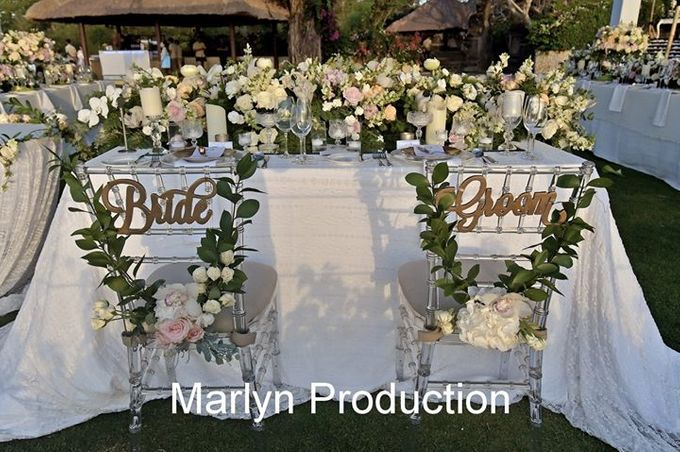 Ayana Villa Wedding by Marlyn Production - 009