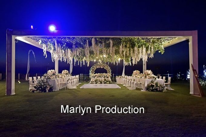 Ayana Villa Wedding by Marlyn Production - 005