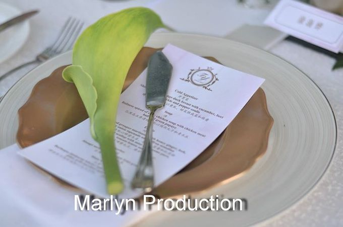 Ayana Villa Wedding by Marlyn Production - 003