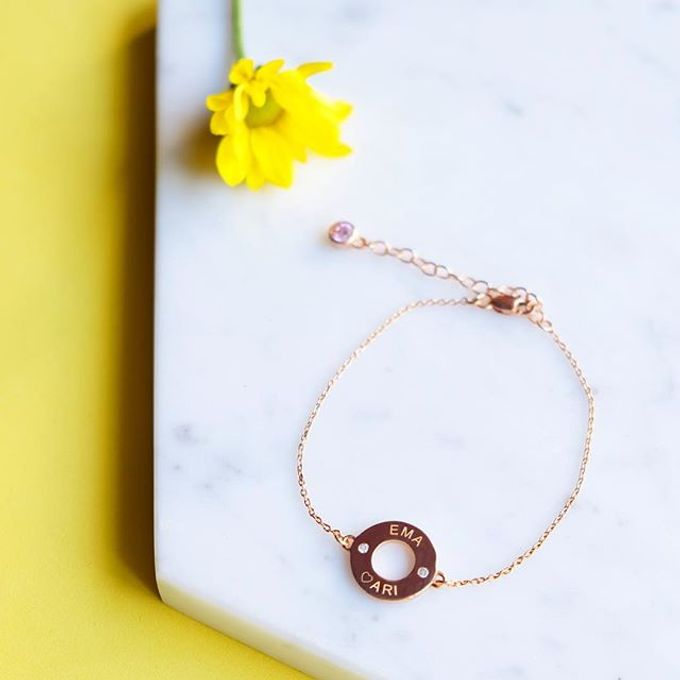 Cara Bracelet by LINCA Jewellery - 002