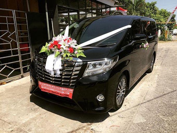 Sewa Mobil Alphard Surabaya, Sentosa Jaya Rent VIP by SENTOSA JAYA VIP WEDDING CARS SURABAYA - 003