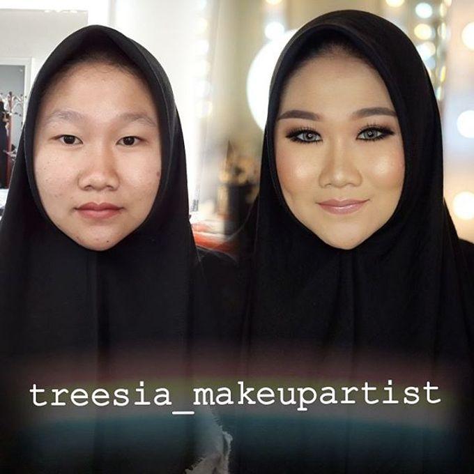 Portfolio by Treesia Makeup Artist - 003