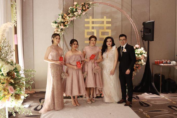 Lounge Jazz wedding band at Double Tree Jakarta by Double V Entertainment by Double V Entertainment - 024