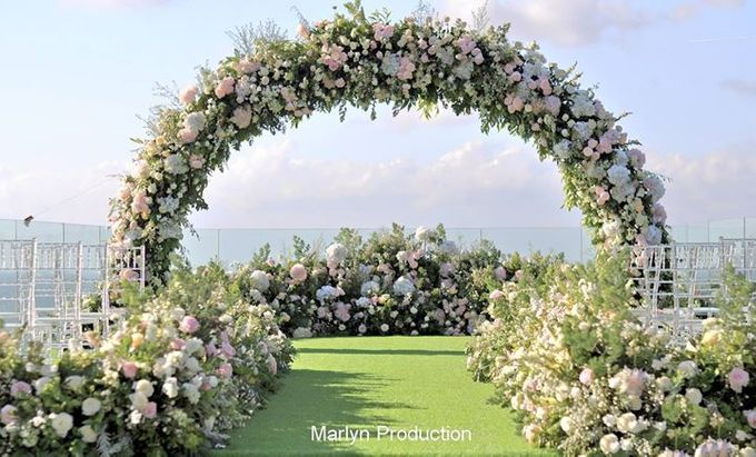 Ayana villa Wedding by Marlyn Production - 003