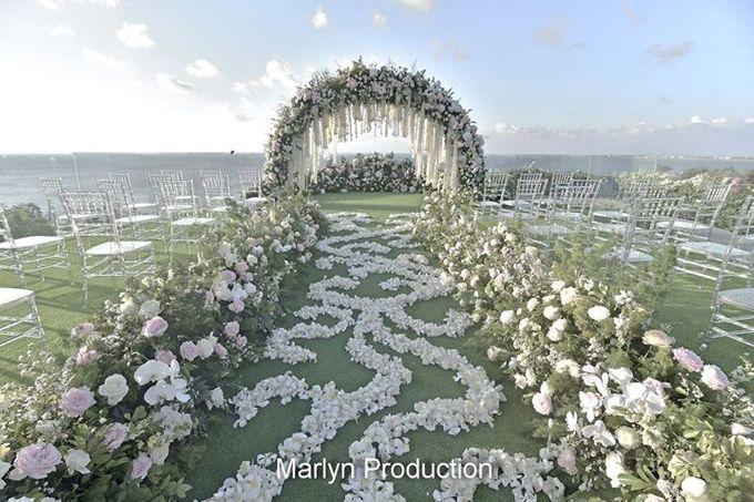 Ayana villa Wedding by Marlyn Production - 007