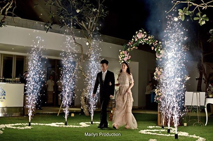 Chanqing Hu & Shuang liu's Wedding by Marlyn Production - 004