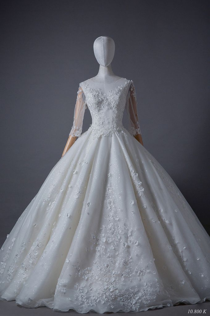 Wedding Gown by JJ Bride - 001