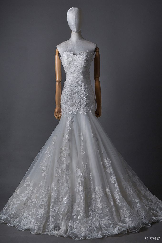 Wedding Gown by JJ Bride - 005