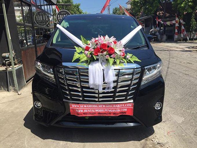 Sewa Mobil Alphard Surabaya,Rental Mobil Pengantin by SENTOSA JAYA VIP WEDDING CARS SURABAYA - 003