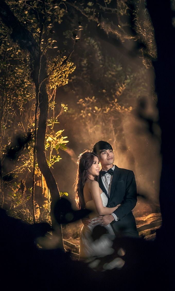 Pre Wedding Cameron Highland by GMPS Wedding Film and Photography - 003