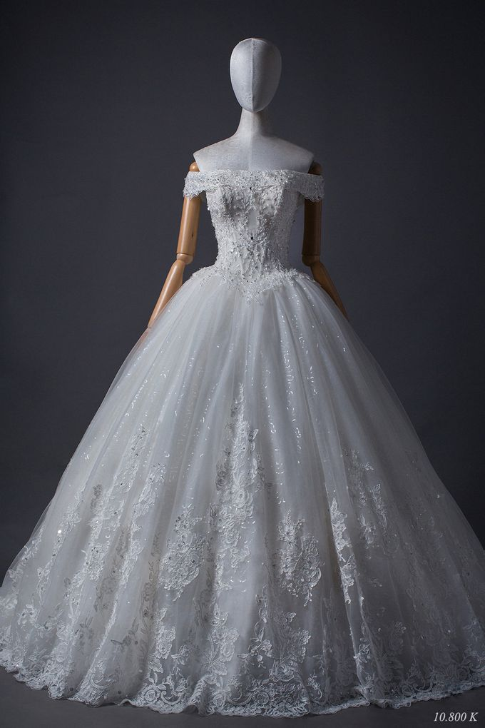 Wedding Gown by JJ Bride - 004