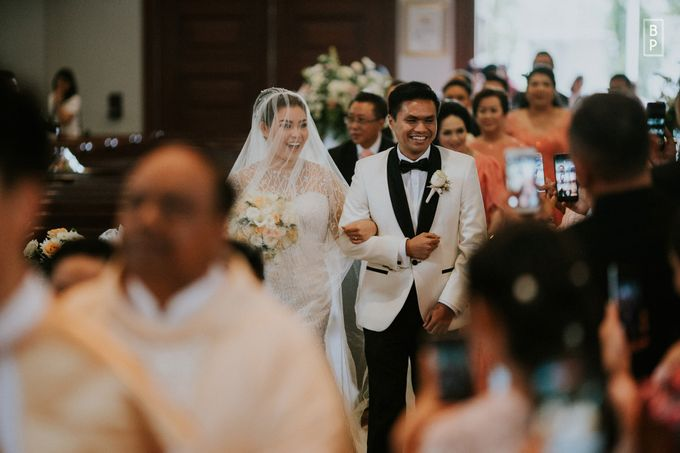 Albert & Berta Wedding by Wong Hang Distinguished Tailor - 008