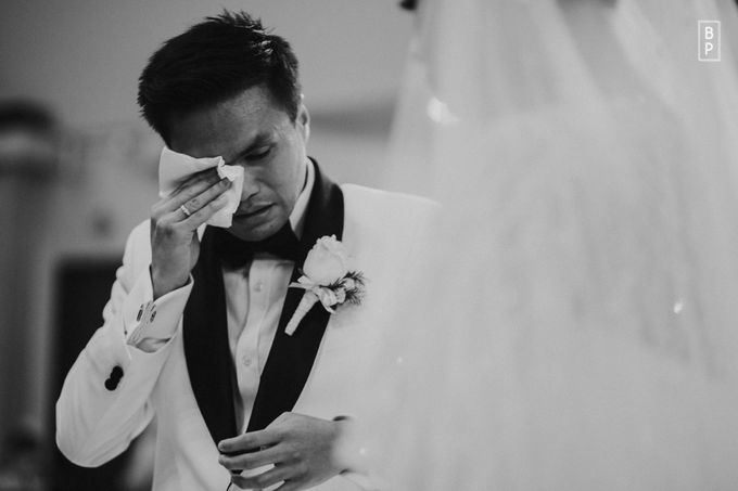 Albert & Berta Wedding by Wong Hang Distinguished Tailor - 010