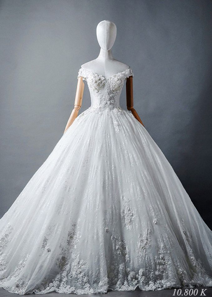 Wedding Gown by JJ Bride - 003