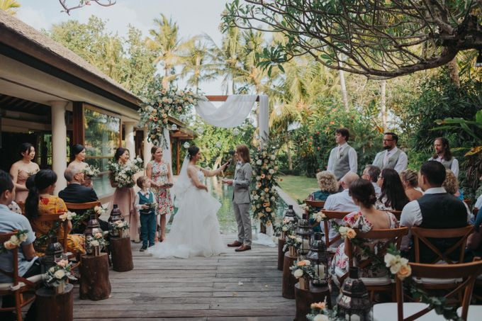 Intimate Wedding in Canggu by Silverdust Decoration - 027