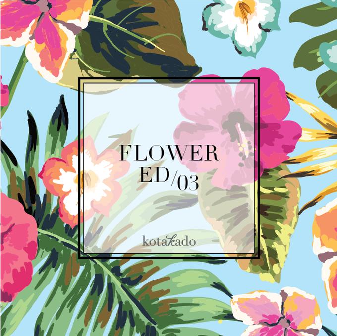 Kotakado Flower Edition by Kotakado - 003