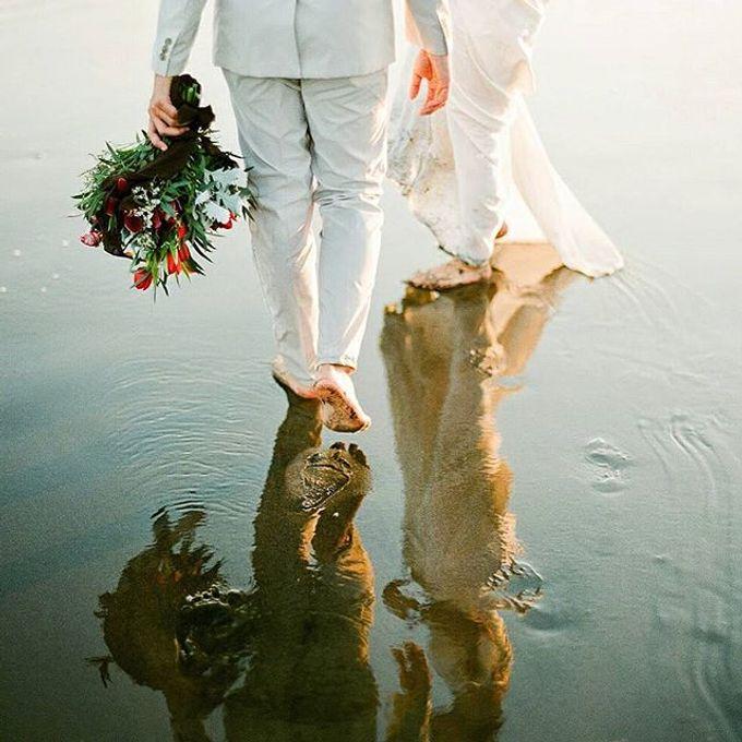 Prewed Dodo & Monica by Priceless Wedding Planner & Organizer - 002