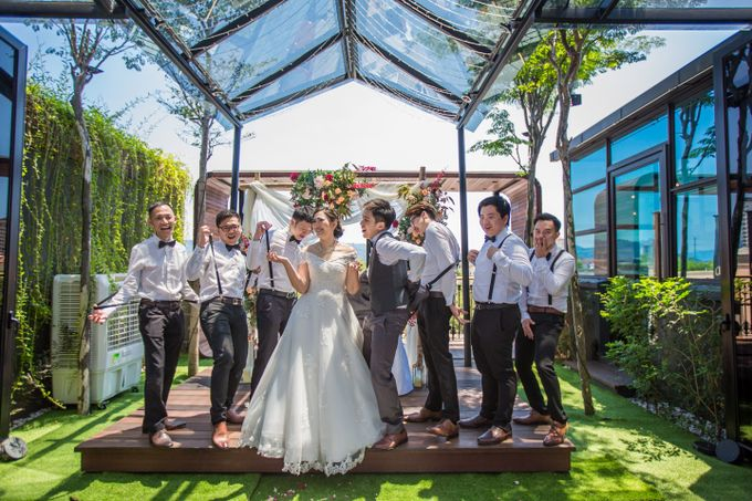 Celebrate Love with Fredrick & Joanne by Aplind Yew Production - Wedding Cinematography & Photography - 022