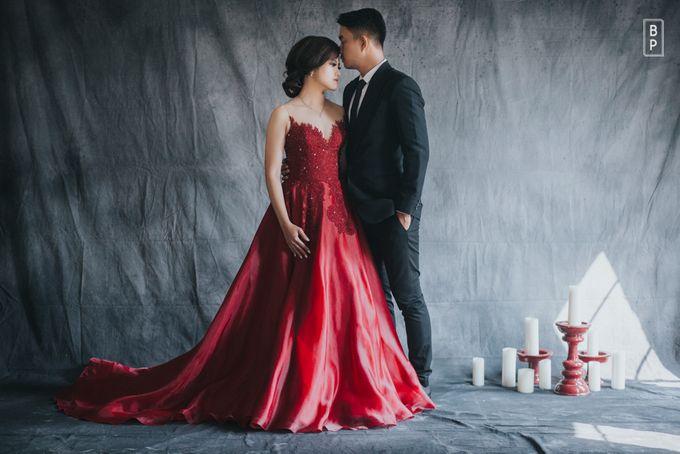 Elment & Christina Prewedding by Bernardo Pictura - 016