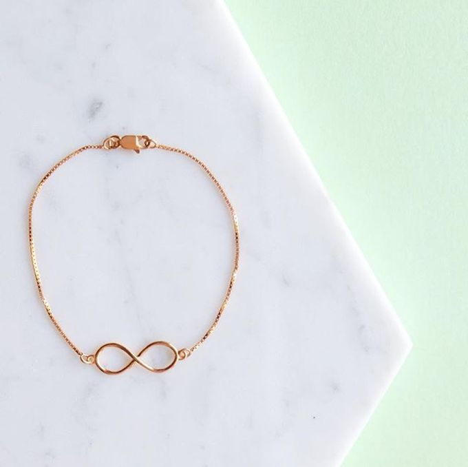 Infinity Bracelet by LINCA Jewellery - 002