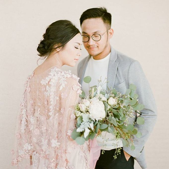 Prewed Dodo & Monica by Priceless Wedding Planner & Organizer - 001