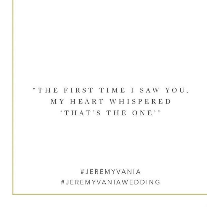 Wedding Of Jeremy & Vania by Vibonacci Event Crafter - 004