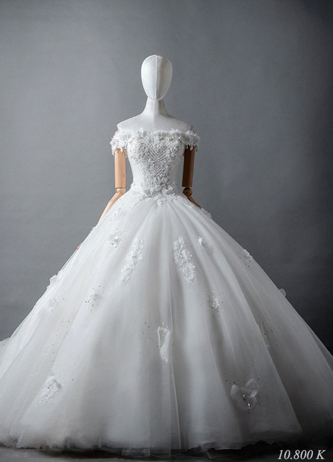 Wedding Gown by JJ Bride - 002