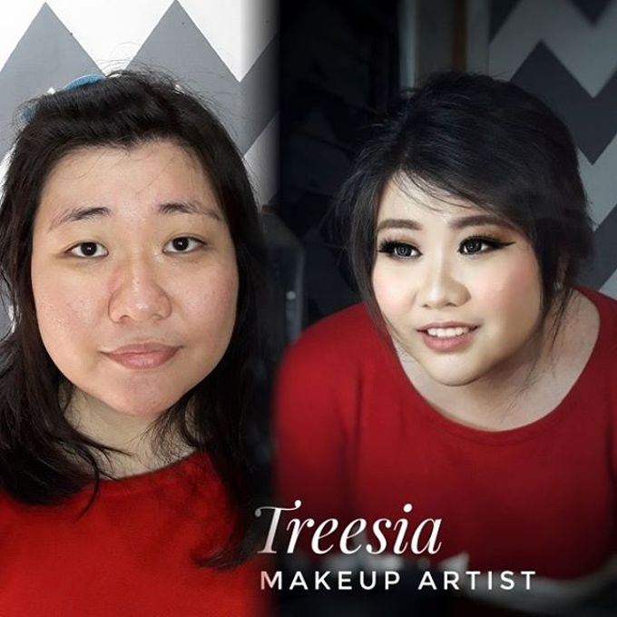 Portfolio by Treesia Makeup Artist - 009