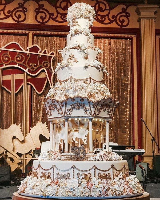 Masterpiece and Signature Wedding Cakes by LeNovelle Cake - 016