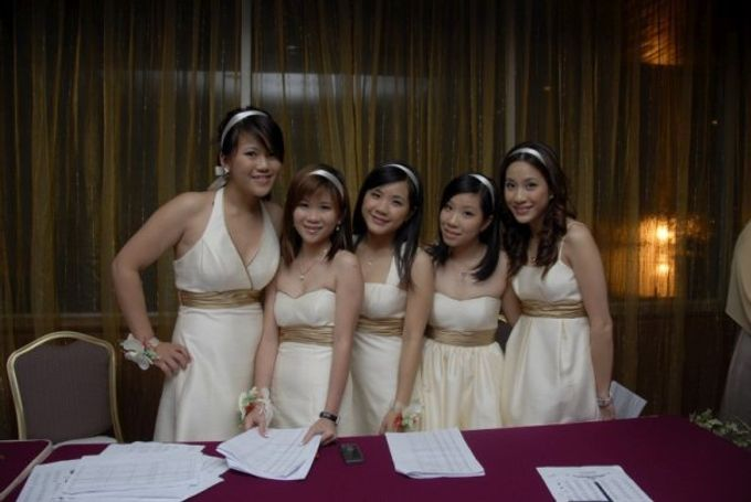 Bridesmaids by After Twelve Gown - 007