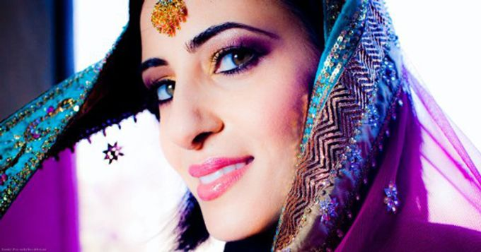 Indian Brides by Elza Finishya Makeup Artist - 002