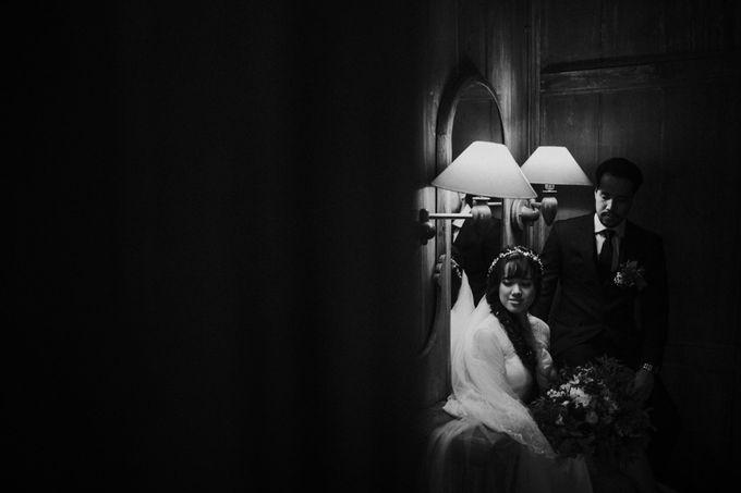Bali  Wedding - Tania & Rey by ILUMINEN - 010