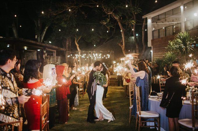 Bali  Wedding - Tania & Rey by ILUMINEN - 013