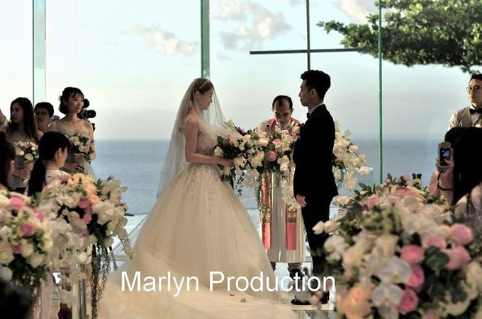 Chanqing Hu & Shuang liu's Wedding by Marlyn Production - 001