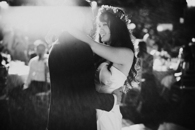 Bali  Wedding - Tania & Rey by ILUMINEN - 015