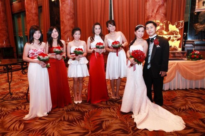 Bridesmaids by After Twelve Gown - 008