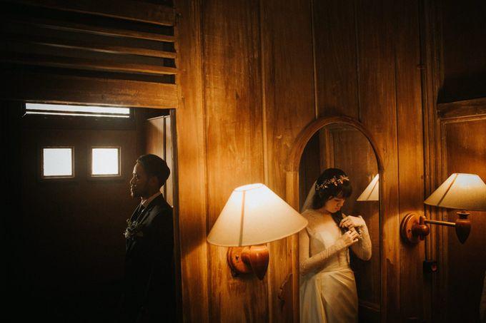 Bali  Wedding - Tania & Rey by ILUMINEN - 009