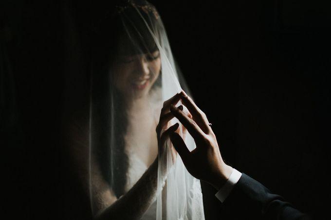 Bali  Wedding - Tania & Rey by ILUMINEN - 011